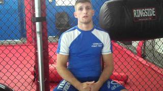 Codella Academy: Will Couchon Pre-Fight Interview