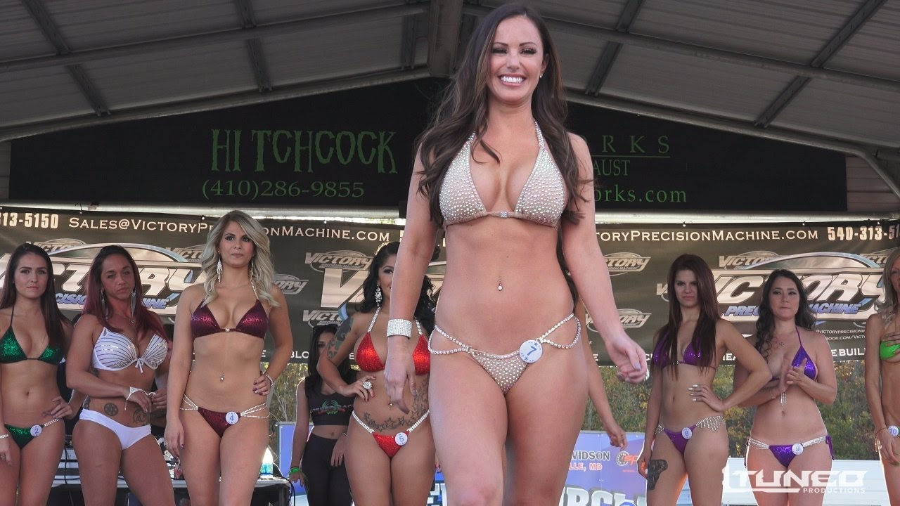 sheer bikini contests