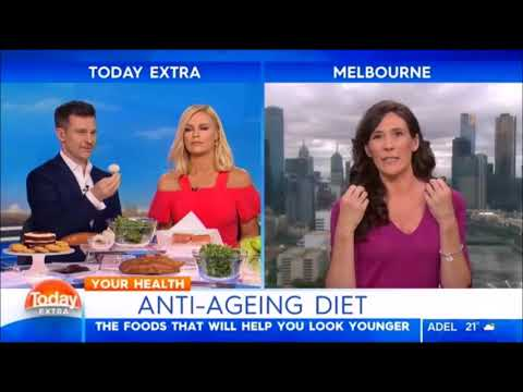 Anti-aging foods: dietitian recommendations | Nourish with Melanie #3
