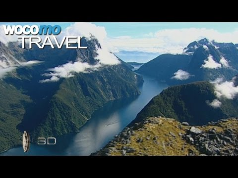 New Zealand - A magical journey from Kaikoura to Arrowtown | 3D Planet