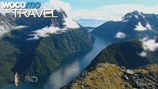 New Zealand - A magical journey from Kaikoura to Arrowtown   3D Planet