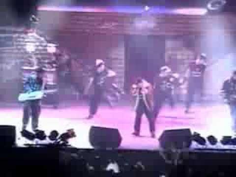 KRU SALAH SIAPA Awas Da Concert 1995