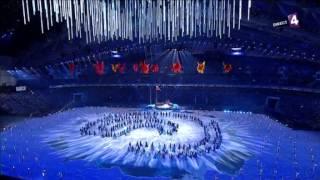 Cérémonie d'Ouverture des Jeux Paralympiques de Sotchi 2014