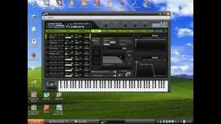 korg legacy configuracion de audio y midi avi