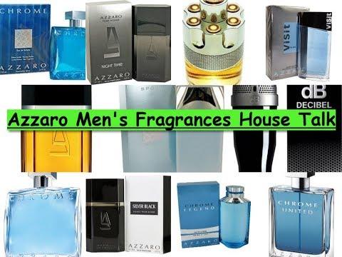 Azzaro Men's Fragrance House Talk (Summary)