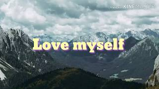 Love Myself - Olivia O'Brien  (lyrics) Video
