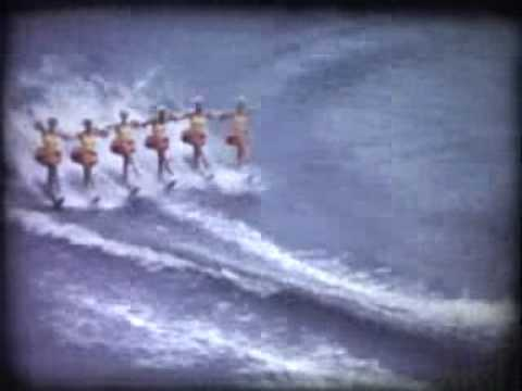 1968 Cypress Gardens Waterski Show