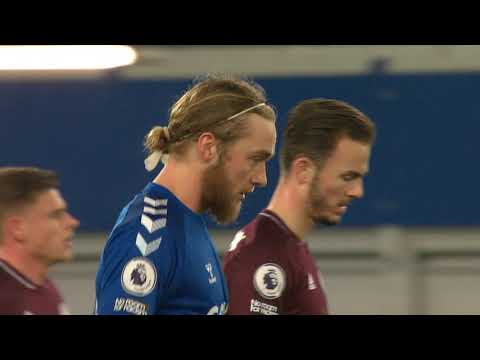 Everton Leicester Goals And Highlights