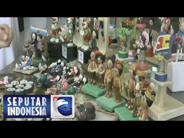 Uniknya Boneka Dari Tepung [Sindo] [21 Jan 2016]