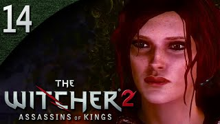 Mr. Odd - Let's Play The Witcher 2 - Part 14 - Ruined Elven Baths [Enhanced Edition]