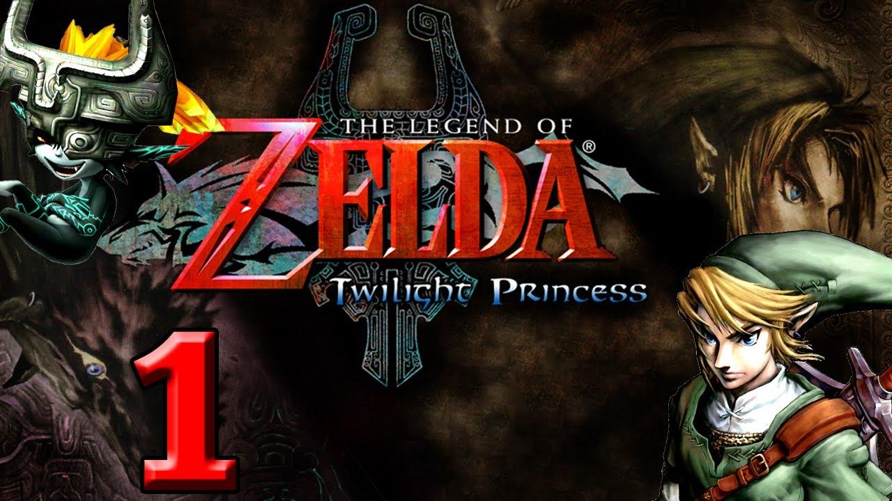 The Legend of Zelda Twilight Princess  Lets Play The Legend of