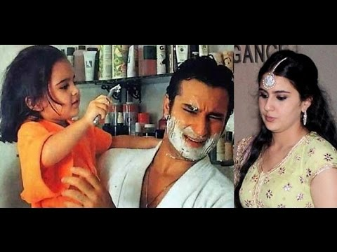 Sara Ali Khan – Daughter of Saif Ali Khan