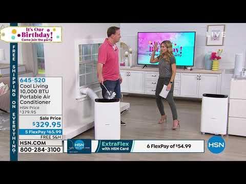 cool-living-10,000-btu-portable-air-conditioner