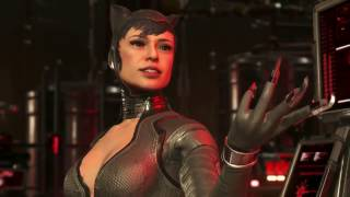 INJUSTICE 2 - ЖЕНЩИНА КОШКА [INTRODUCING CATWOMAN] HD 2017