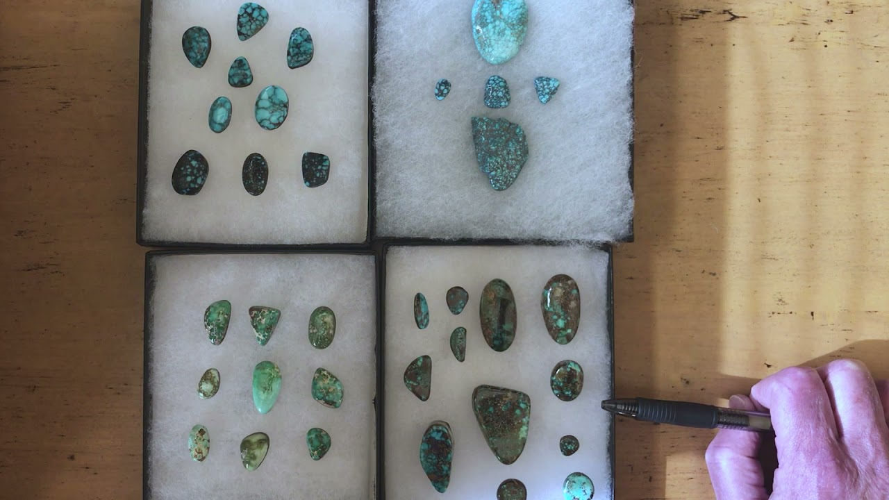 Not So Famous Turquoise Mines Of Nevada