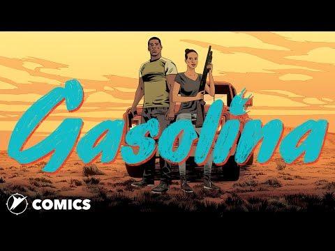NEW COMIC! Gasolina: By Sean Mackiewicz & Niko Walter