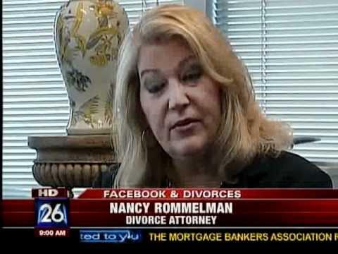 Divorce Attorney Nancy Rommelmann: Is facebook Ruining Marriages?