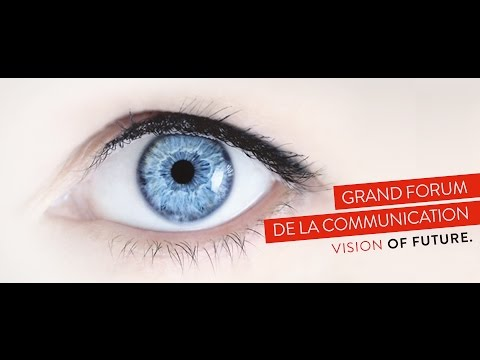 Grand Forum de la Communication 2016 - ISCOM Paris
