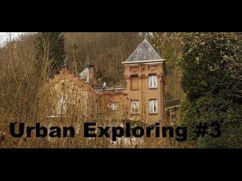 Urban Exploring #3 - Abandoned Villa in Belgium