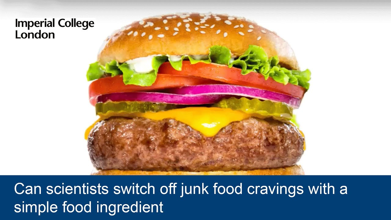 Can scientists switch off junk food cravings with a simple