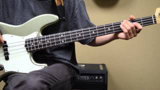 "COS Bass Tutorial for ""Holy Spirit"" by Jesus Culture"