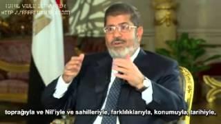 Muhammed Mursi Röportajı - Türkçe Altyazılı