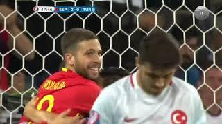 Все голы Euro 2016 года
