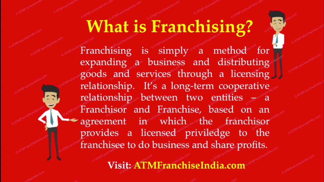 What is franchising 83