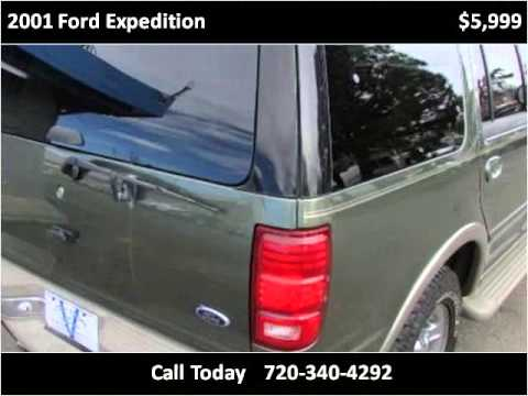 2001 ford expedition used cars longmont co youtube for Victory motors trucks longmont