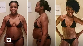 A Transformation Challenge Reignited Sharmaine's Love Of Fitness | The Spark