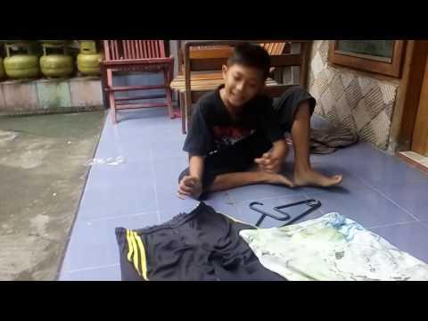 Cara membuat ekor putra duyung