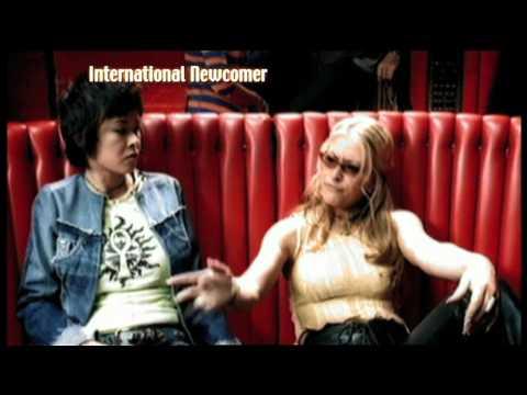 The Strokes win International Newcomer presented by Samantha Mumba | BRIT Awards 2002