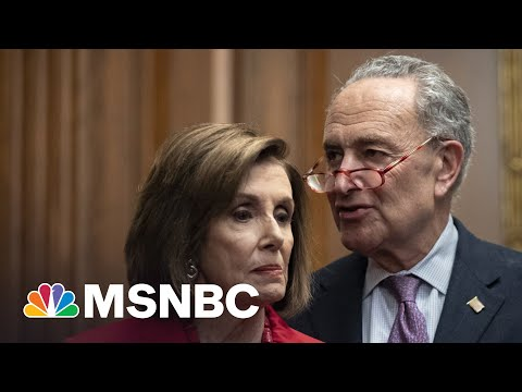 Democrats Blasted For Not Doing Enough To Fight Trump's GOP