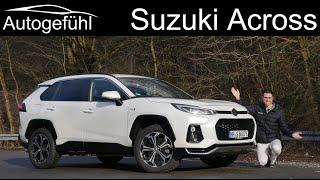 all-new Suzuki Across FULL REVIEW - how good is the new Suzuki SUV?