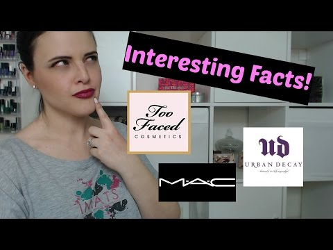 LIVE CHAT - The History of Popular Makeup Brands ... and our FAVORITE products!