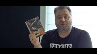 Jair's Hourglass #15: Marihuana Pulp Fiction Book