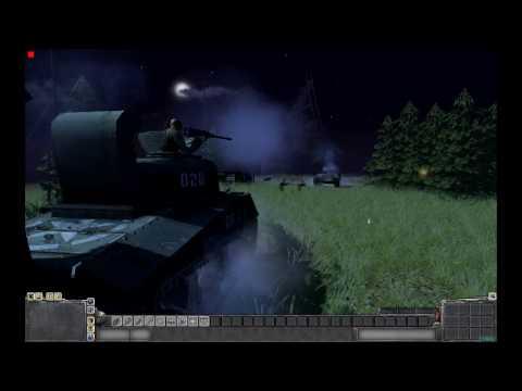MEN OF WAR (PC): The Battle of Montauk Point - December 16th 1944 (Alternate History) |