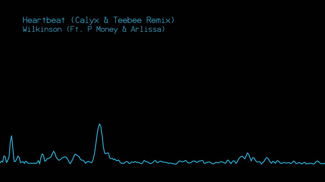 wilkinson heartbeat ft p money arlissa calyx teebee remix