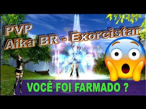 Aika BR - Exorcistar dual PvP #4