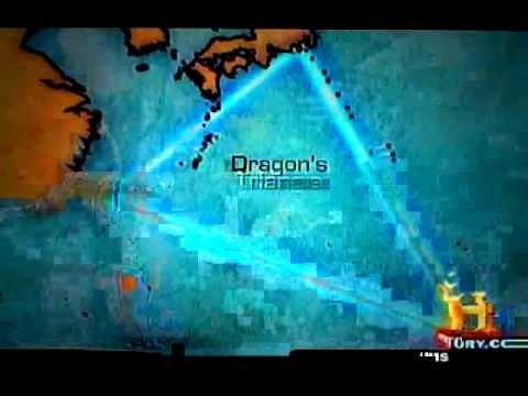 Alien Bases Are At The Devil's & Bermuda's Triangles
