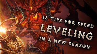 18 Fast Leveling Tips for Patch 2.3 Season 4 in Diablo 3 Reaper of Souls