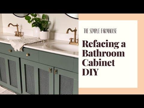 diy-bathroom-cabinet-makeover