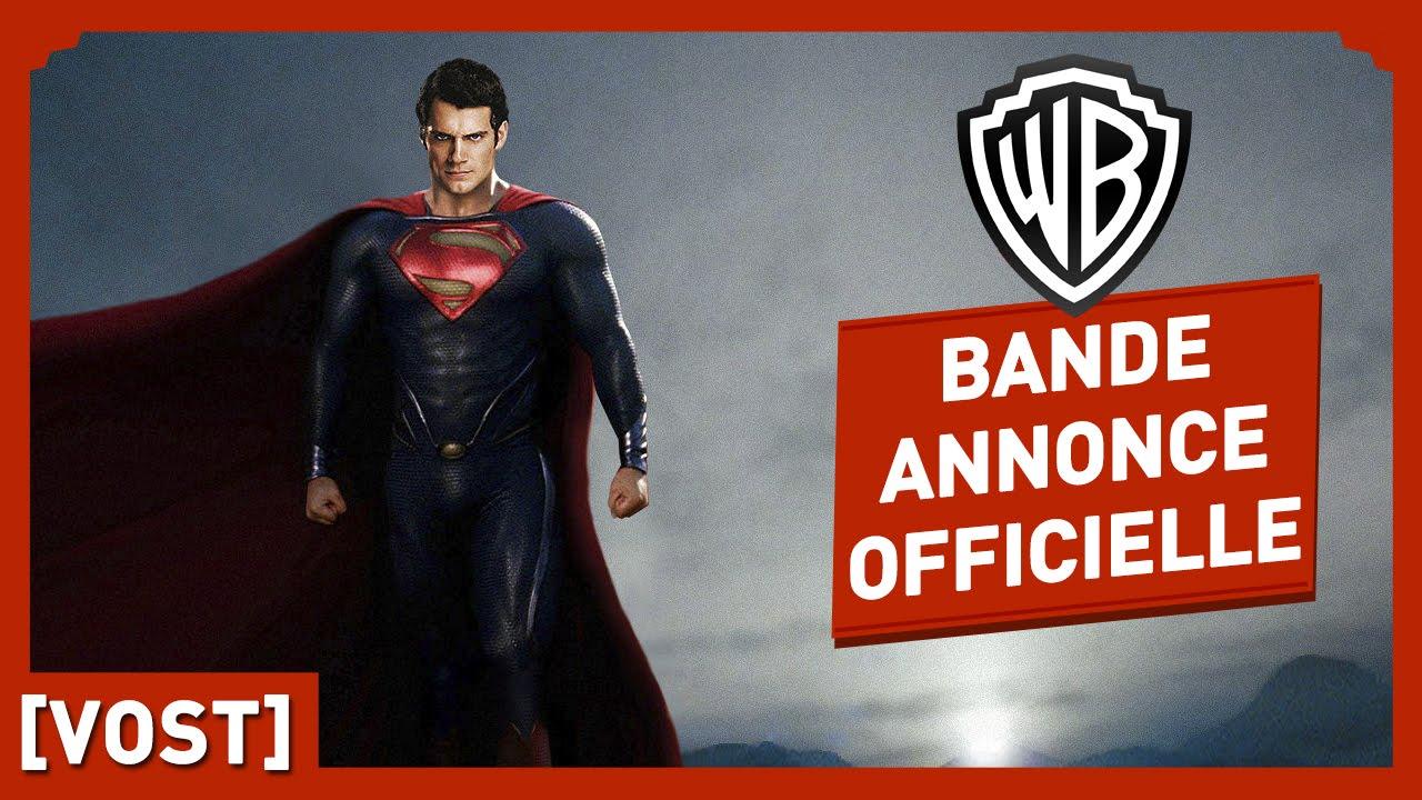 Download Man Of Steel - Bande Annonce Officielle 1 (VOST) - Zack Snyder / Henri Cavill / Kevin Costner