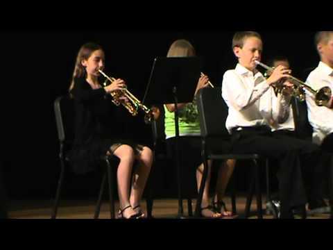 2013 Gunter Middle School Spring Concert 07