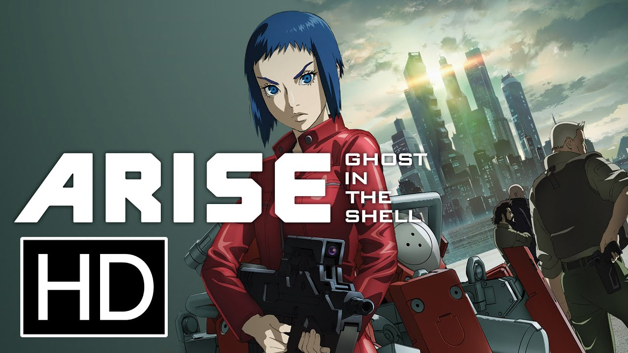 Ghost in the Shell Arise - Official Trailer