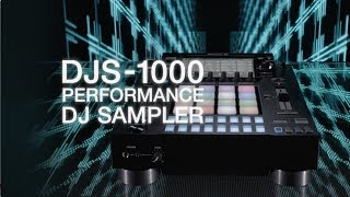 Pioneer DJ DJS-1000 Official Introduction