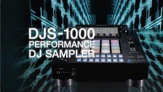 Pioneer DJ DJS-1000 Official Introduction
