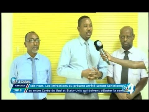 Télé Djibouti Chaine Youtube : JT Somali du 14/10/2017
