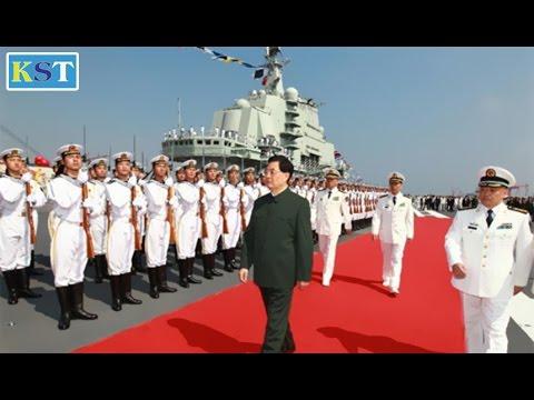 Tin biển đông mới nhất - Trung Quốc đe dọa mang tàu sân bay thứ 2 ra Biển Đông - CC