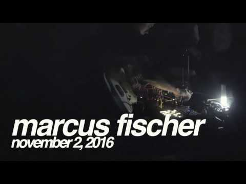 Marcus Fischer Live Performance